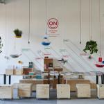 Una speciale libreria organizzata da Abitare e onprintedpaper.com all'interno di BASE Milano