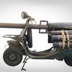 VESPA 150 T.A.P. (Truppe Aeree Paracadutate)