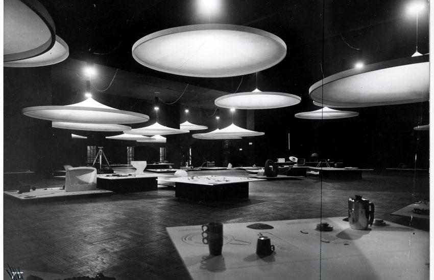 X TRIENNALE DI MILANO 1954