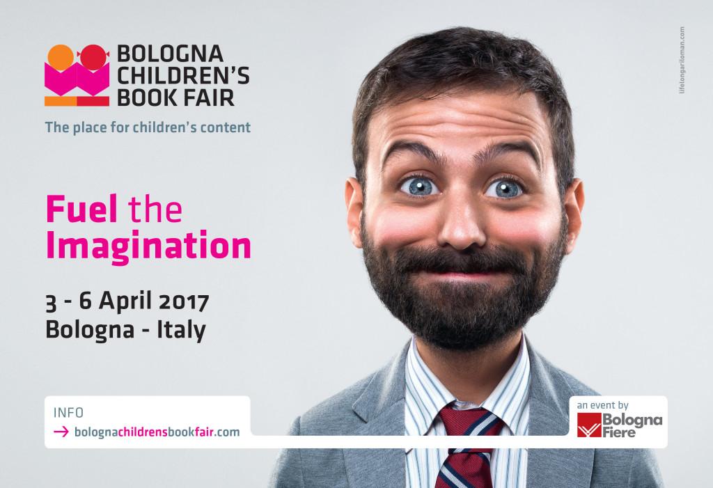 Fuel the immagination - La Bologna Children's Bookfair si aprirà il 4 aprile 2016