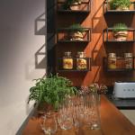 Spagnol Cucine, una parete speziata