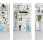 Electrolux, frigocongelatore offre un'ampia flessibilità interna con sistema Twin Tech®