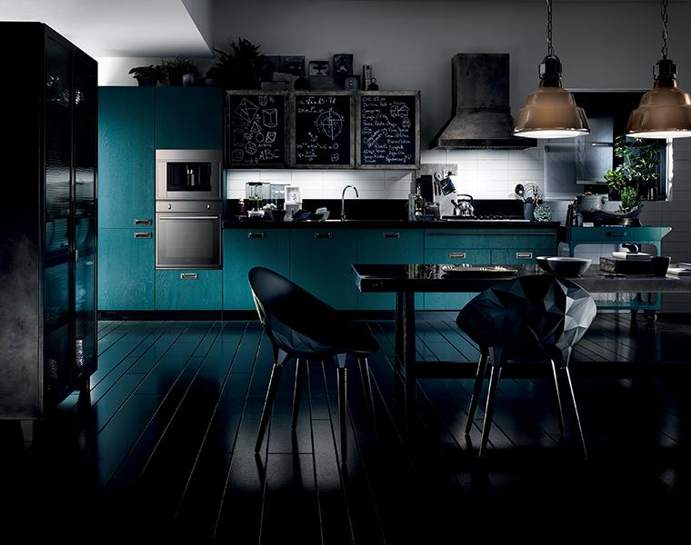 Scavolini, Diesel Social Kitchen