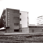Bauhaus Dessau 1926 - credit The Bauhaus-Archive. Courtesy Fotostiftung Schweiz