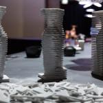 Introverso 2 - Marble vase 2016, Paolo Ulian e Moreno Ratti, produzione Roche Bobois.
