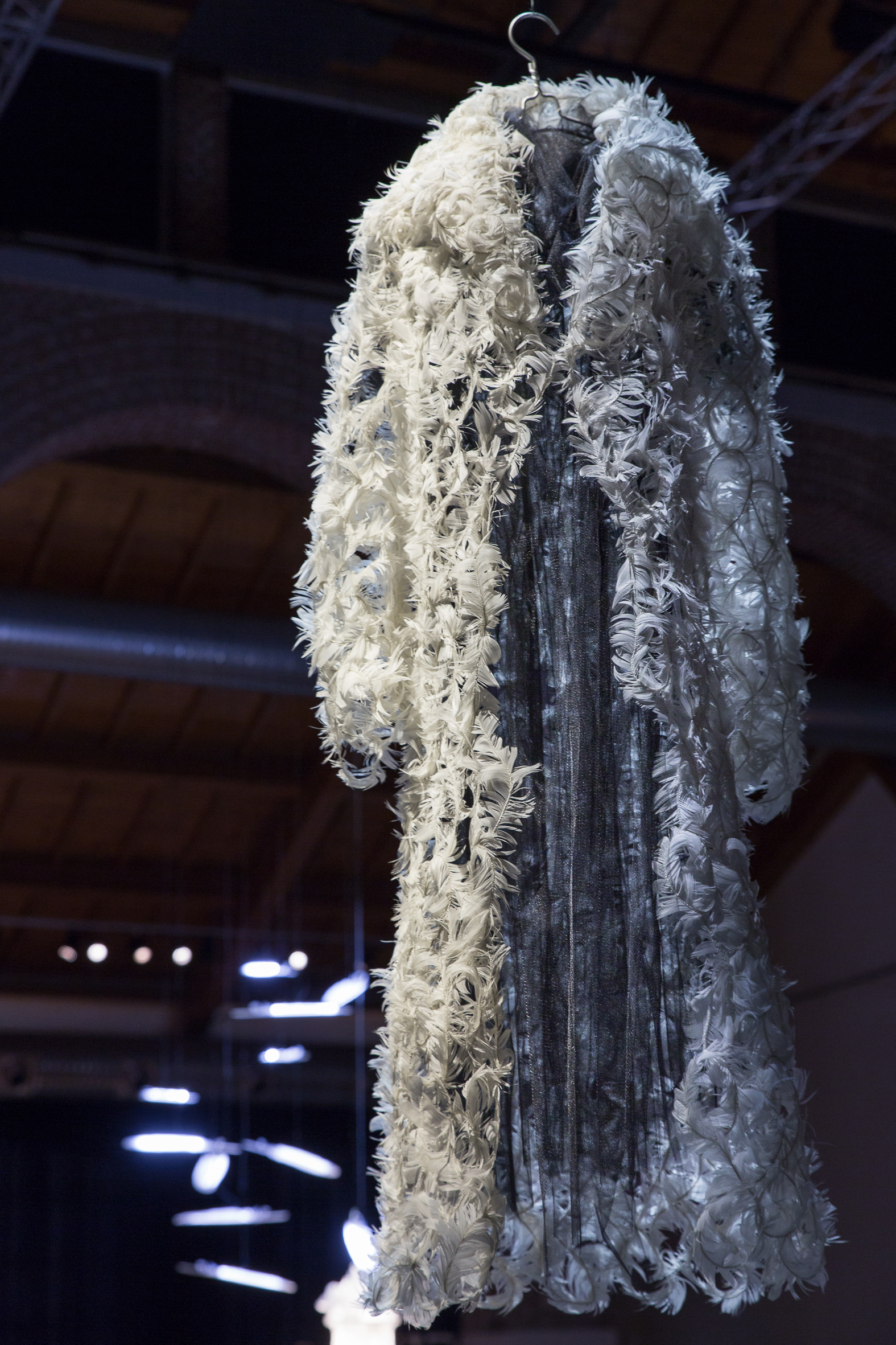 Le fil de l'ange 2012, Janaïna Milheiro.