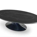 Bugatti, Salone del Mobile, tavolo
