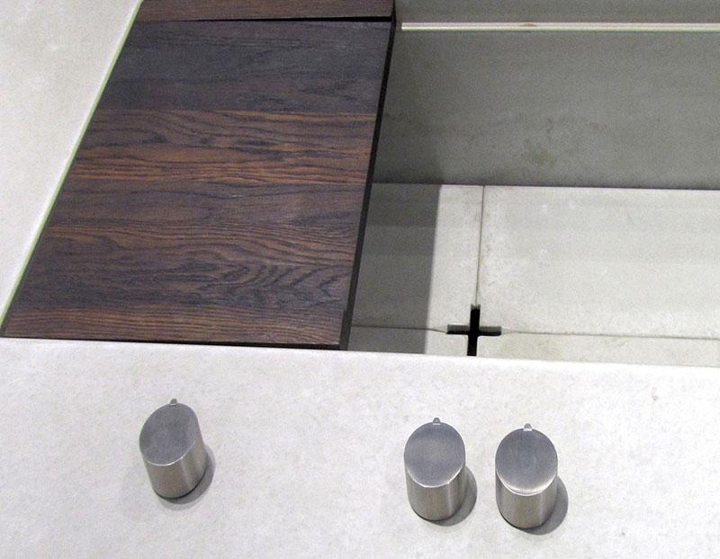 Dada, modello cucina Vela design Dante Bonuccelli