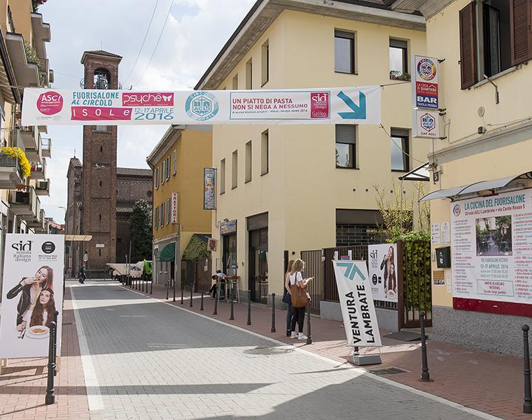 Ventura Lambrate- SCUOLA ITALIANA DESIGN, Photo by Claudio Grassi