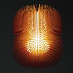 Porcupine lampada a sospensione, design by Studio Suppanen.