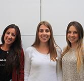 Giulia Rapicano, Caroline Rischbieter, Camila Uribe