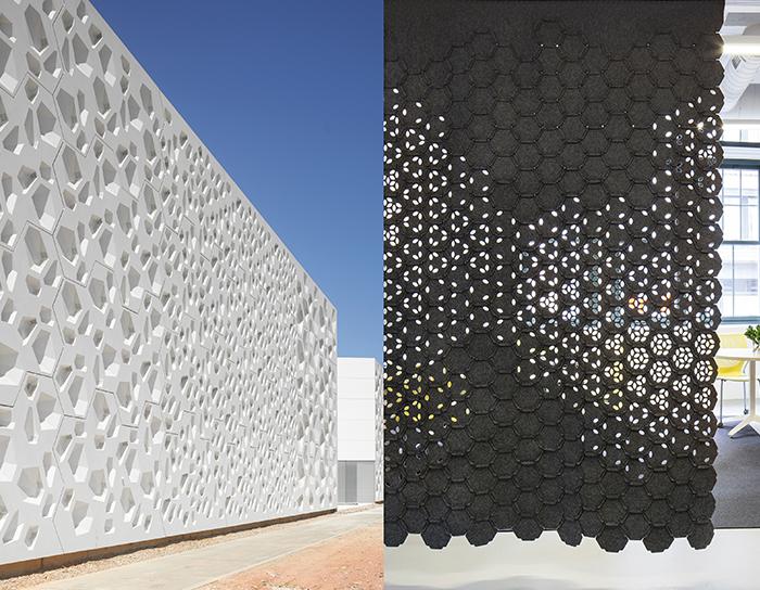 Nieto Sobejano Arquitectos, Contemporary Art Centre, Cordoba, Spagna, 2013 © Roland  Halbe Gensler and Filzfelt, Link, 2015 © Bob O'Connor