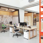 View office spaces of the Vitra Design Museum, photo © Vitra Design Museum, Daniele Ansidei