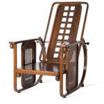 Josef Hoffmann, No. 670, Sitzmaschine 1905 photo: © Vitra Design Museum, Juergen Hans