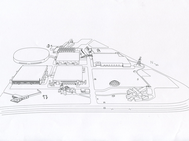 Campus Vitra overview