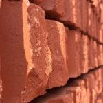 Detail of the brick covering, photo: Diletta Toniolo