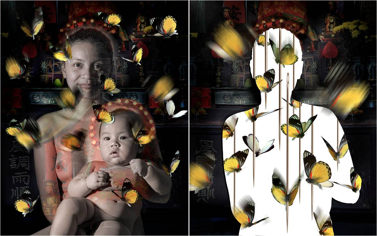 FX Harsono, Growing Pains, 2009