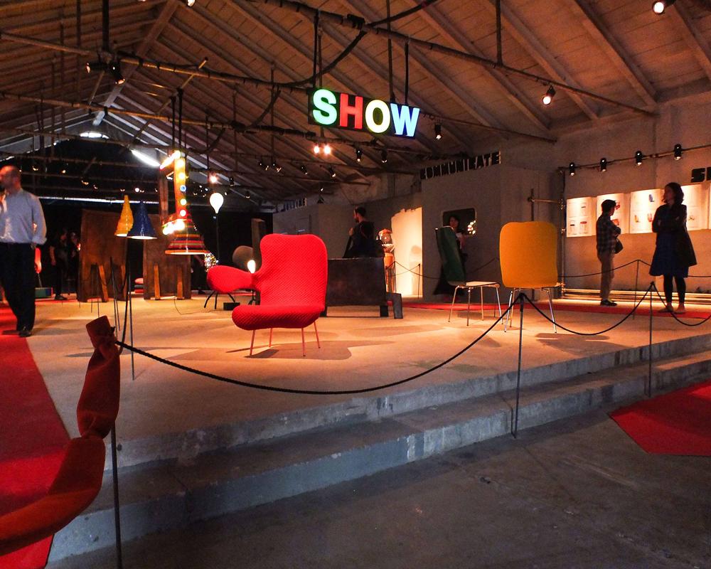 PS in collaborazione con 5vie e Organization in Design, Baas in Town