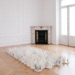 Cao, 2014, marble 20 x 22 x 25 cm each. Photo: Paris Tavitian © Museum of Cycladic Art