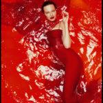Gian Paolo Barbieri, Tatiana Savialova per Valentino, 1996. Courtesy by 29 ARTS IN PROGRESS gallery